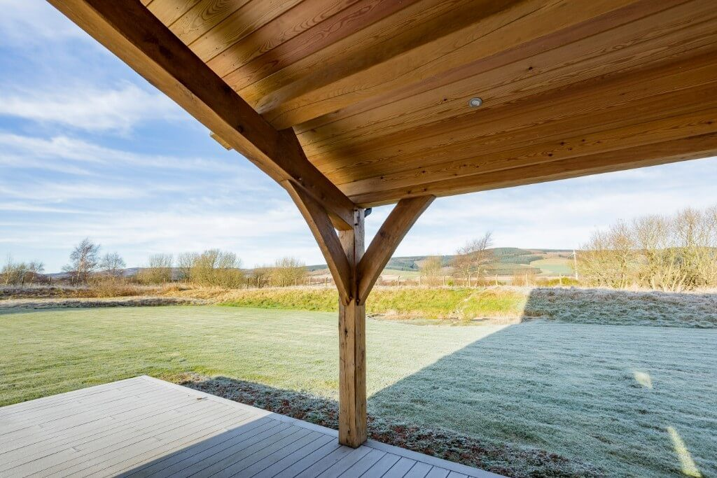100 square meters extension in Laurencekirk (20)