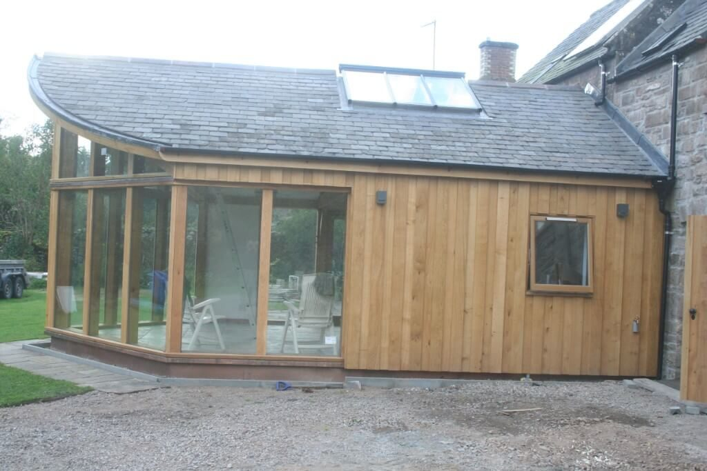 Extension in Brechin, best use of Timber award (11)