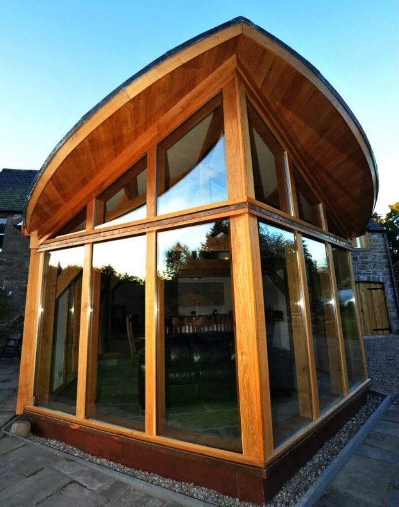 Extension in Brechin, best use of Timber award (4)