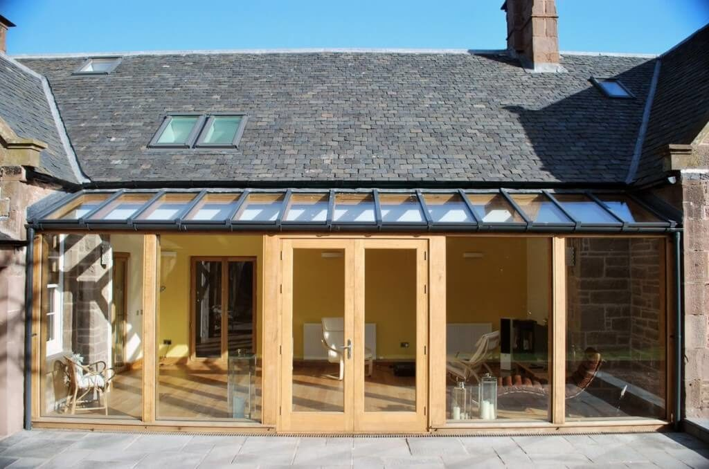 Extension in Montrose