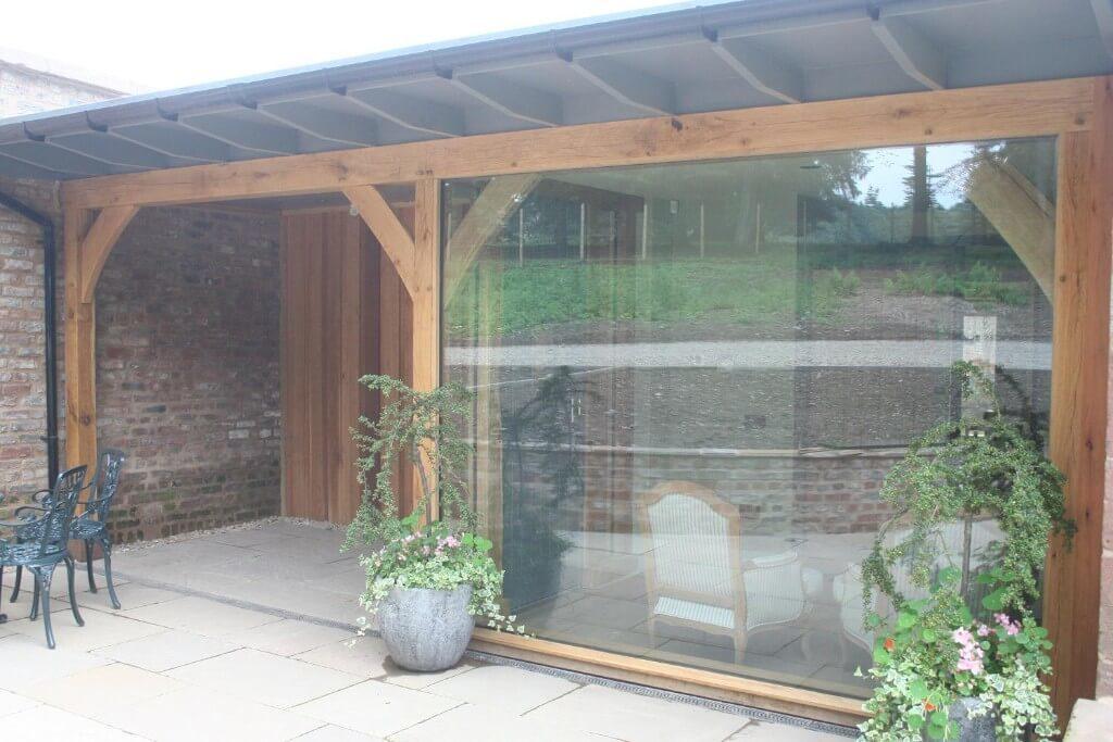 Garden Bothy, new build on Fasque estate (1)