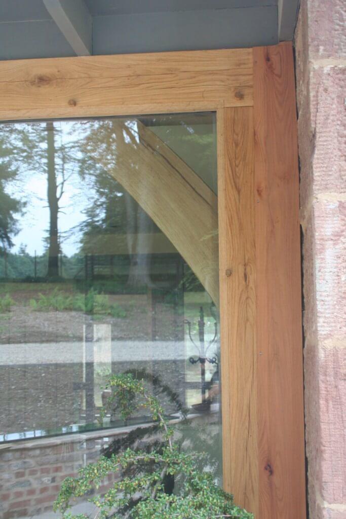 Garden Bothy, new build on Fasque estate (2)