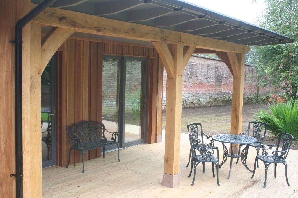 Garden Bothy, new build on Fasque estate (4)