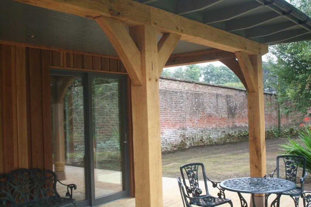 Garden Bothy, new build on Fasque estate (5)