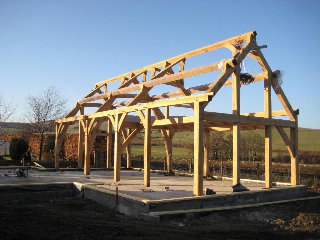 New build in Largie, Aberdeenshire (1)