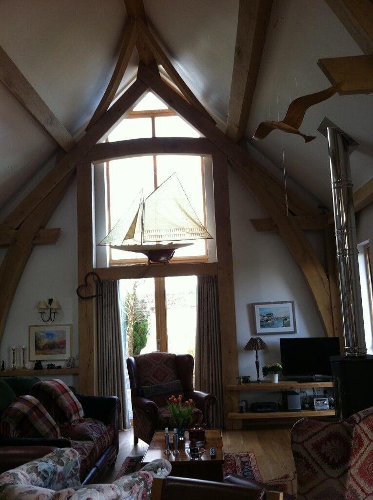New build in Largie, Aberdeenshire (2)